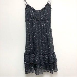 American Eagle Grey Dress